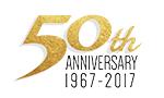 Celebrating 50 years, 1967 - 2017